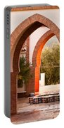 Moorish Arches Portable Battery Charger