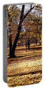 More Fall Trees Portable Battery Charger