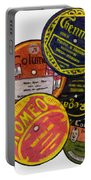 More Old Record Labels  Portable Battery Charger