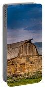 Mormon Row Barn 2 Portable Battery Charger