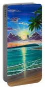 Morning Bliss Portable Battery Charger