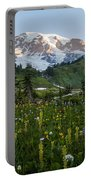 Morning Meadow Portable Battery Charger
