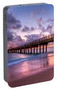 Morning Pier Portable Battery Charger