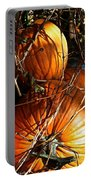 Morning Pumpkins Portable Battery Charger
