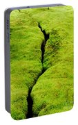 Moss Forest Portable Battery Charger
