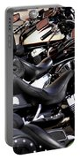Motorcycles - Harleys And Hondas Portable Battery Charger