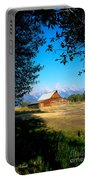Moulton Barn Portable Battery Charger