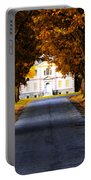 Mount Pleasant Mansion - Philadelphia Portable Battery Charger
