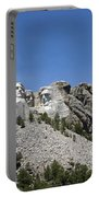 Mount Rushmore Full View Portable Battery Charger