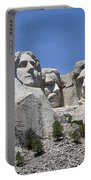 Mount Rushmore Portable Battery Charger