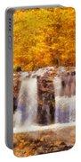 Mountain Creek Falls Portable Battery Charger