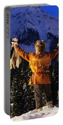Mountain Man 1 Portable Battery Charger