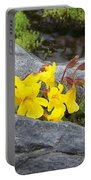 Mountain Monkey Flower Portable Battery Charger