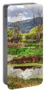 Mountain Valley Marsh - Hdr Portable Battery Charger