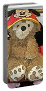 Mouseketeer Bear Portable Battery Charger