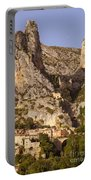 Moustier-sainte-marie Portable Battery Charger by Brian Jannsen