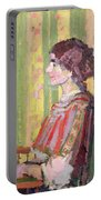 Mrs Robert Bevan Portable Battery Charger