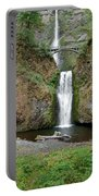 Multnomah Falls - Wide View Portable Battery Charger