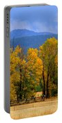 Murmur Of The Cottonwoods Portable Battery Charger