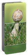 Mushroom 02 Portable Battery Charger