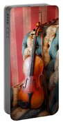 Music - Violin - Musical Elegance  Portable Battery Charger