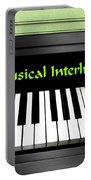 Musical Interlude   Portable Battery Charger