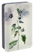 Musk Mallow Portable Battery Charger