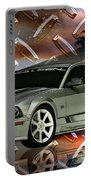 Mustang Saleen  Portable Battery Charger