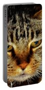 My Bored Cat Portable Battery Charger