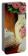 My Classic Royal Typewriter Memories Of Hemingway   Portable Battery Charger