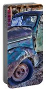 My Old Truck Portable Battery Charger by Garry Gay