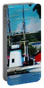 Mystic Seaport Ct Portable Battery Charger