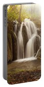 Mystic Waterfall Portable Battery Charger