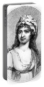 Nancy Storace (1765-1817) Portable Battery Charger