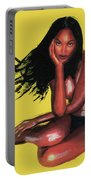 Naomi Campbell Portable Battery Charger