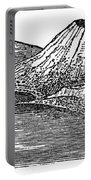 Naples: Monte Nuovo, 1887 Portable Battery Charger