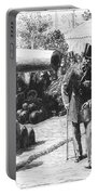 Napoleon IIi At Paris, 1867 Portable Battery Charger