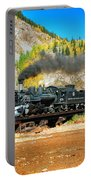 Narrow Gauge Colors In Silverton Portable Battery Charger