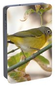 Nashville Warbler  Portable Battery Charger