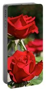 National Trust Rose Portable Battery Charger