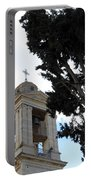 Nativity Church Tree Portable Battery Charger
