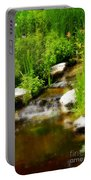 Natural Spring  Portable Battery Charger