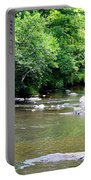 Natural Spring Water Portable Battery Charger