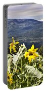 Nature Dance Portable Battery Charger by Janie Johnson