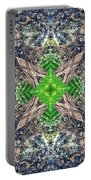 Nature Mandala Portable Battery Charger
