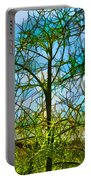 Nature's Church Windows  Portable Battery Charger