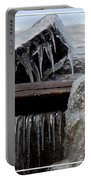 Natures Ice Sculptures 5 Portable Battery Charger