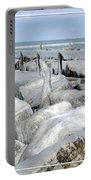 Natures Ice Sculptures 9 Portable Battery Charger