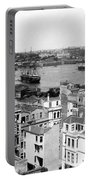 Naval Arsenal And The Golden Horn - Ottoman Empire - Turkey Portable Battery Charger