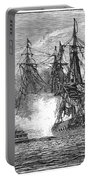 Naval Battle, 1813 Portable Battery Charger